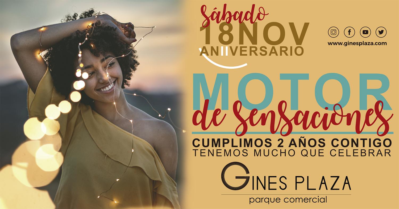 Aniversario Gines Plaza